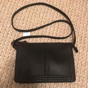 Handbags - Black crossbody bag